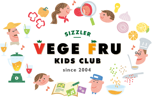 VEGEFRU KIDS CLUB since 2004
